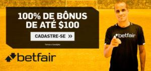 Betfair promocode